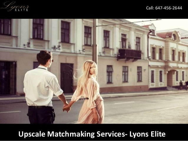 Matchmaking service agreement