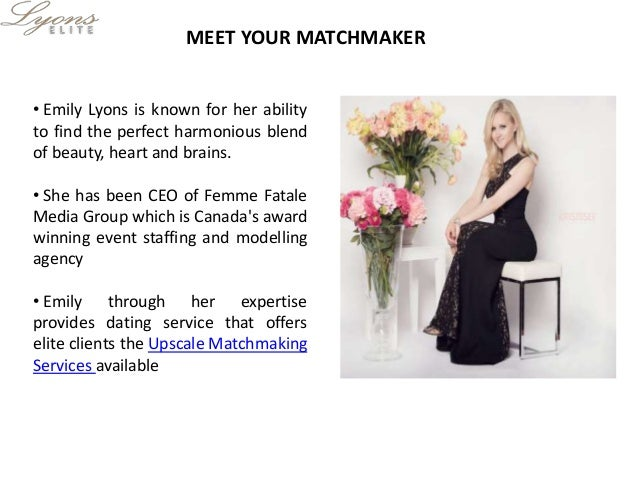 A New Way to Find Love - Elite Matchmaker