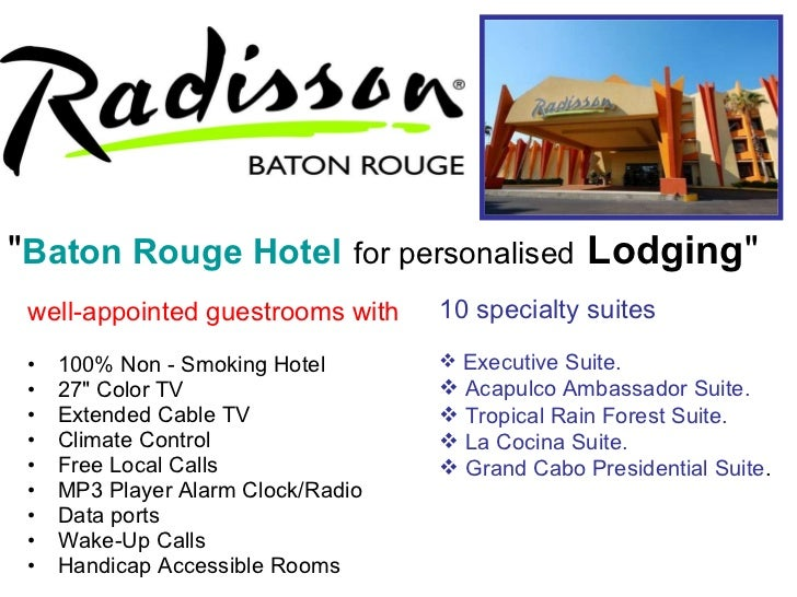 radisson hotel baton rouge. Black Bedroom Furniture Sets. Home Design Ideas
