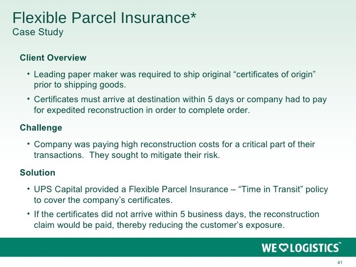insurance for perishable goods You made a good point about how distributors will have very specific insurance needs depending on what perishable goods they are transporting.