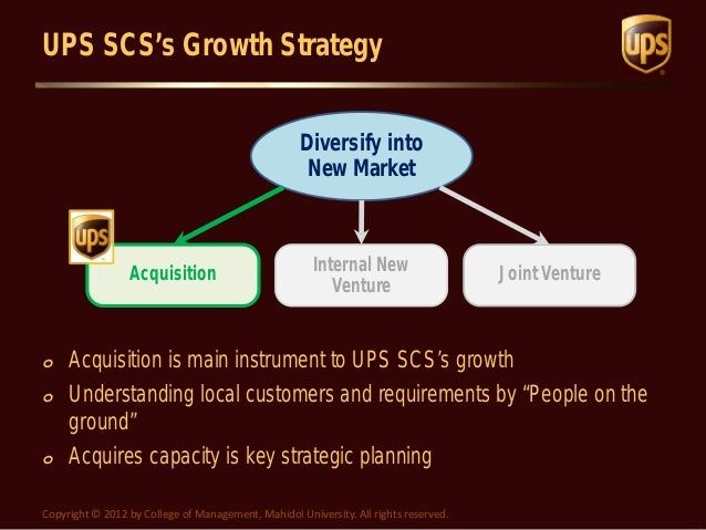 ups case study analysis Swot analysis of ups ups enjoys the strong and sound revenue growth 8 the company maintains strong distribution network across the world and huge number of.