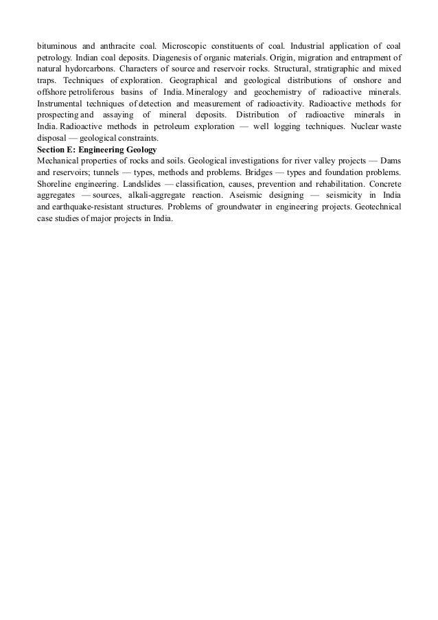 bituminous and anthracite coal. Microscopic constituents of coal. Industrial application of coal petrology. Indian coal de...