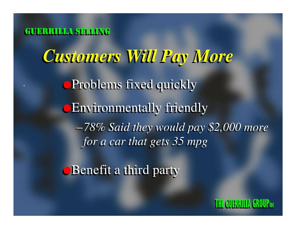 Price objections convincing customers to pay