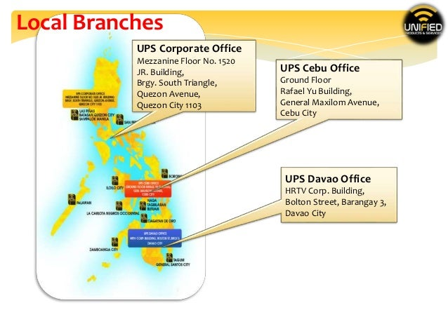 Unified Products And Services Inc Global Business For