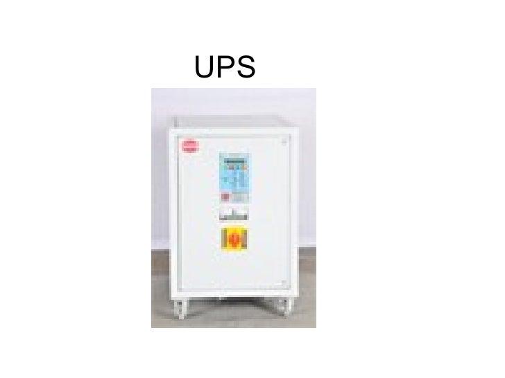 UPS inverter servostabilizer LED etc Slide 1