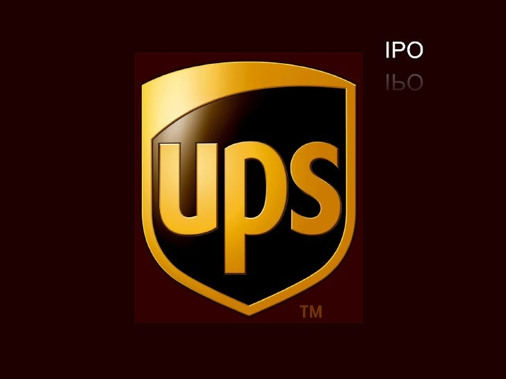 how ups started