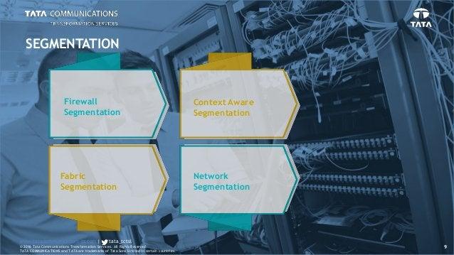 www.tatacommunications-ts.com © 2016 Tata Communications Transformation Services. All Rights Reserved. TATA COMMUNICATIONS...