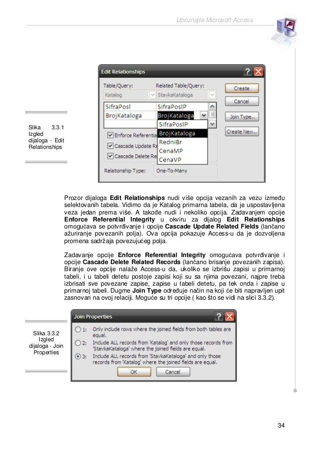 Uputstvo access2007