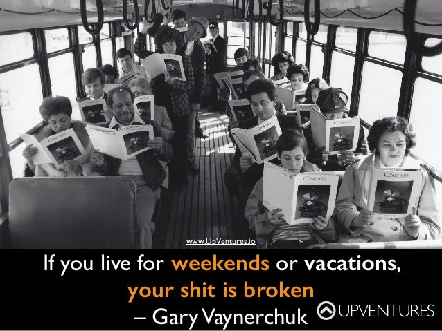 Stay self-funded as long as possible - Garrett Camp, founder of Expa, Uber & StumbleUpon UPVENTURES www.UpVentures.io