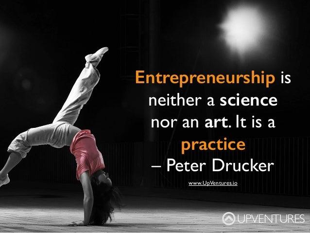 It's not about ideas. It's about making ideas happen – Scott Belsky, Behance UPVENTURES www.UpVentures.io