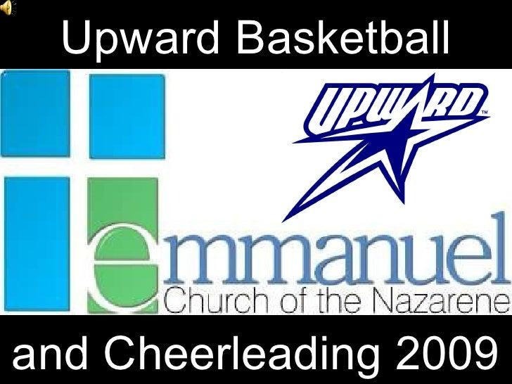 Upward Basketball and Cheerleading 2009