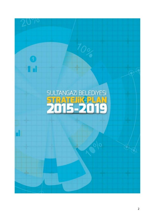 Sultangazi 2015 2019 stratejik plan - ihg Slide 2