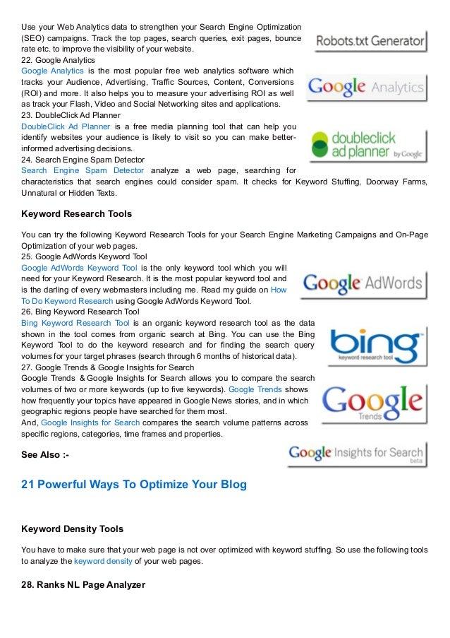 8 Best Search Engine Optimization Tools - goodtoseo.com