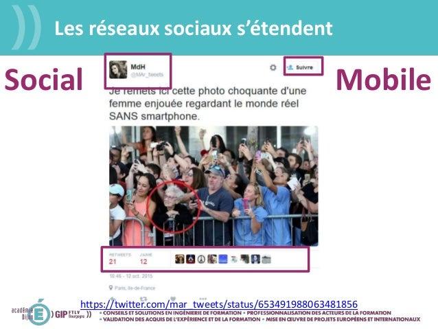 MobileSocial https://twitter.com/mar_tweets/status/653491988063481856 Les réseaux sociaux s'étendent