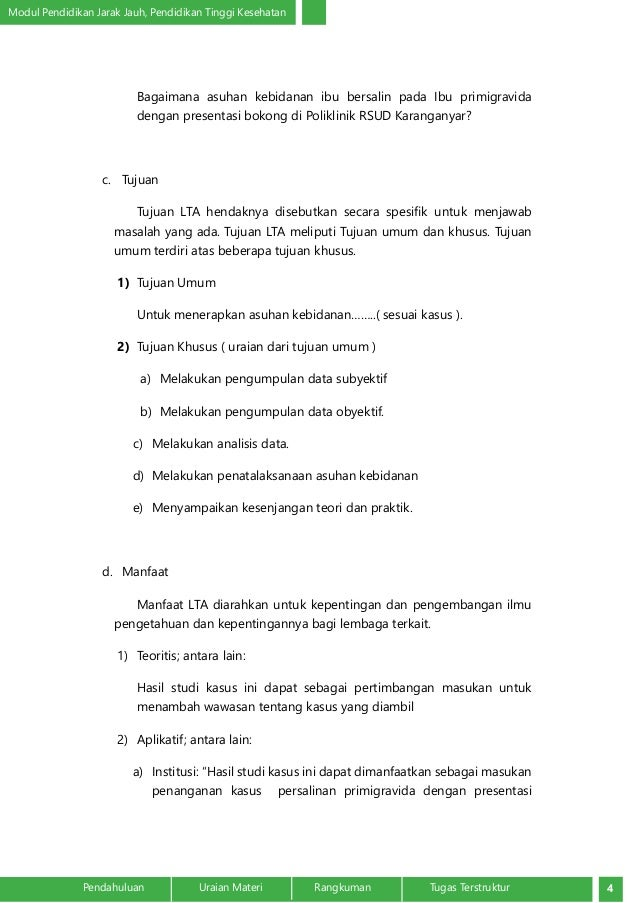 Contoh Laporan Yang Singkat - Laporan 7