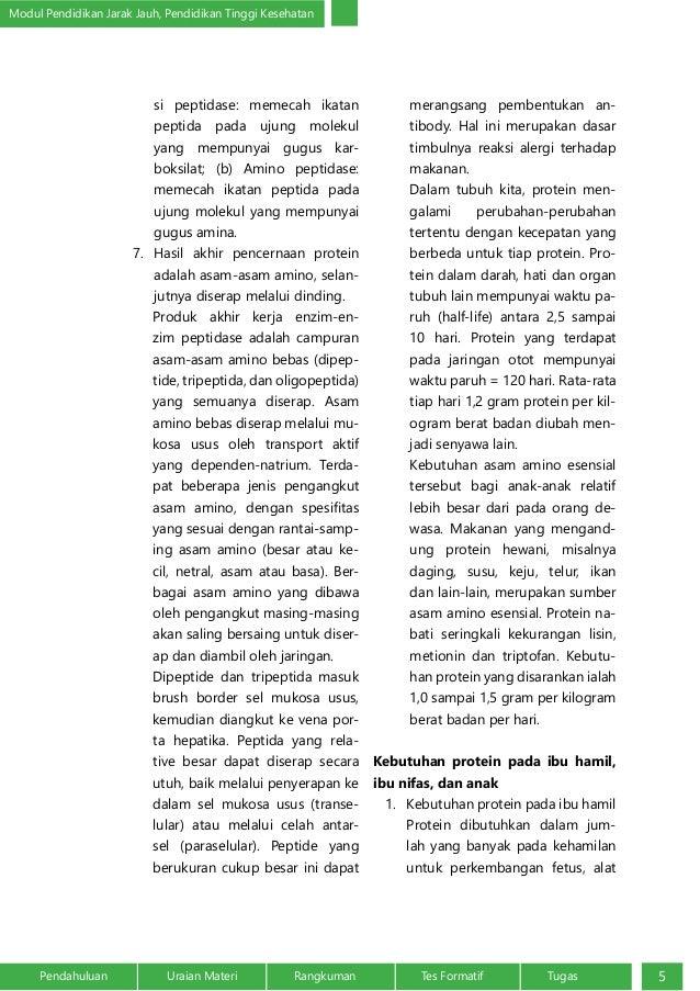 PAPER METABOLISME KARBOHIDRAT, PROTEIN DAN LIPID/LEMAK