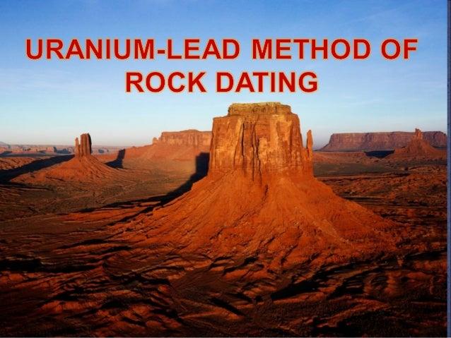 Uranium-lead dating limitations of financial statements