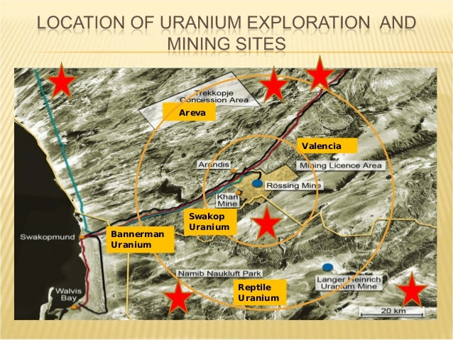Milling and Processing  How Uranium Mining Works