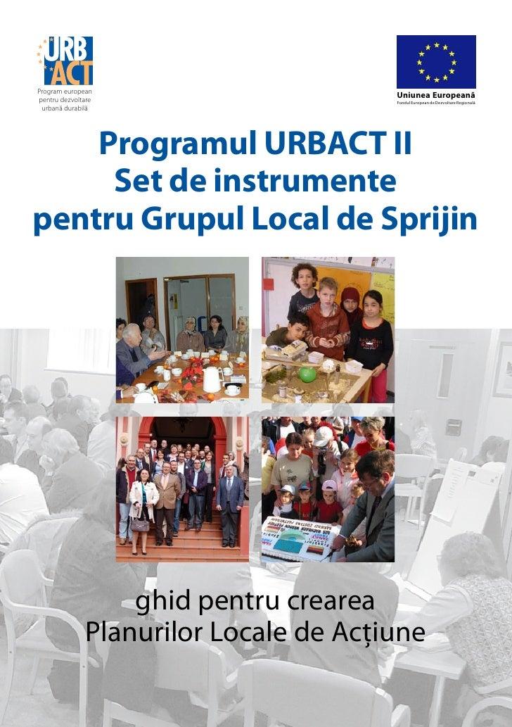 Program europeanpentru dezvoltare                                       Uniunea Europeană                                 ...