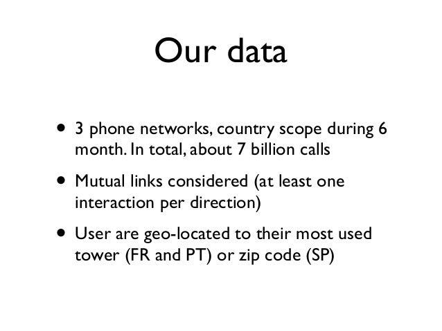 [Databeers] 18-09-2014 La Geografía de las Redes Sociales Urbanas. Carlos Herrera  Slide 2