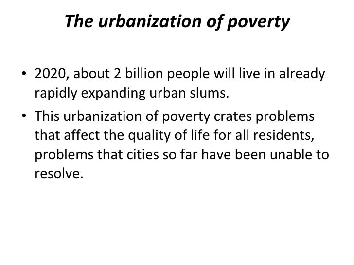 how does poverty lead to crime
