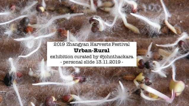 2019 Zhangyan Harvests Festival
