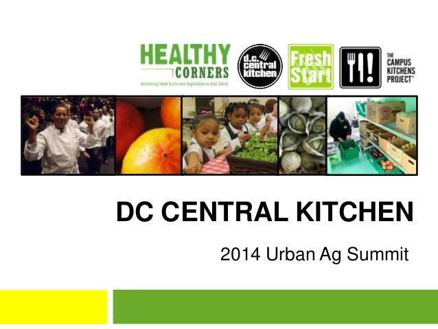 dc central kitchen 2014 urban ag summit - Dc Central Kitchen