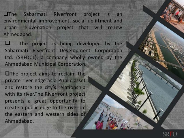 Urban design sabarmati Slide 2