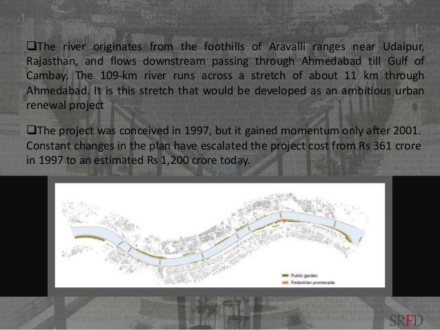 Urban design sabarmati Slide 3
