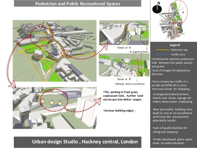 Urban design analysis circulation architecture london for Architectural space analysis