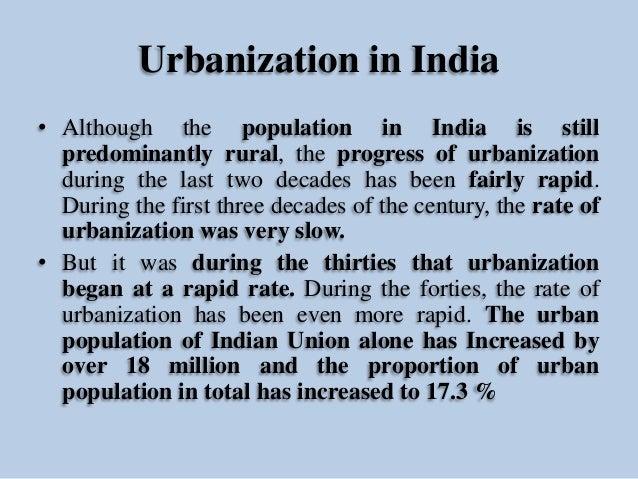 Urban Development Slide 3