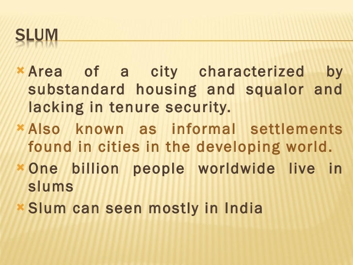 impact of urbanization on third world countries World urbanization prospects: the 1999 revision 15 population in urban areas, by region  estimated to account for one-fifth to one-third of the total urban population  28 rural-urban migration  the impact of urbanization is mixed.