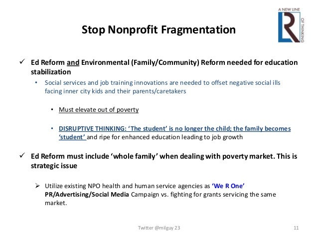 Education Reform Must Include >> Urban Education Reform Analysis And Ideas 2013