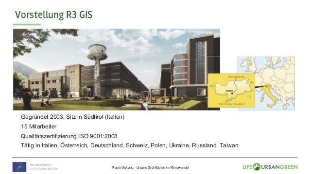 Urbane Grünflächen im Klimawandel Slide 3