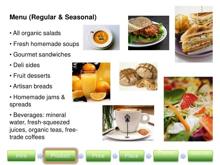Urban Farm Cafe Marketing Plan Winter 2010