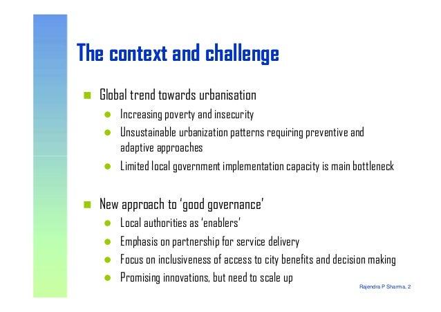 Tqm-an Approach Toward Good Governance