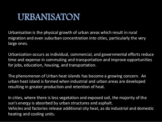 URBAN ECOLOGY Urban Ecology is the scientific study of the relation of living organisms with each Other and their surround...