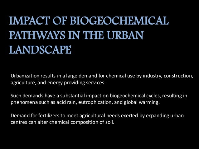 URBAN HEAT ISLAND/ OASIS EFFECT The urban heat island is a phenomenon in which central regions of urban centres exhibit hi...