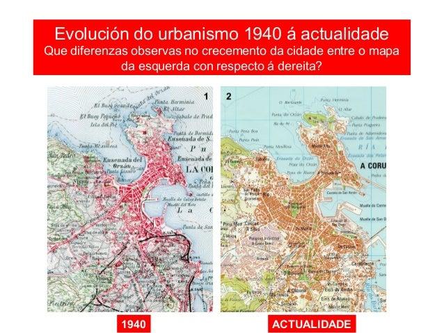 O urbanismo no franquismo (1939-1960) A súa práctica: as Casas Baratas Situación das Casas Baratas (Os Mallos-Sagrada Fami...