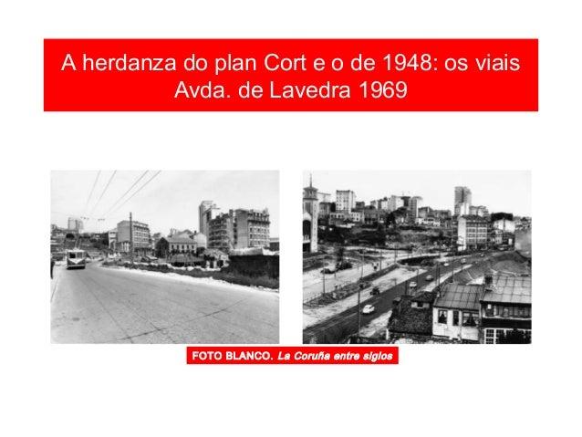 Barrio das Flores Crecemento planificado Castrillón Crecemento non planificado Avda. de Monelos