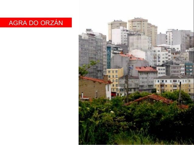 Agra do Orzán vista xeral