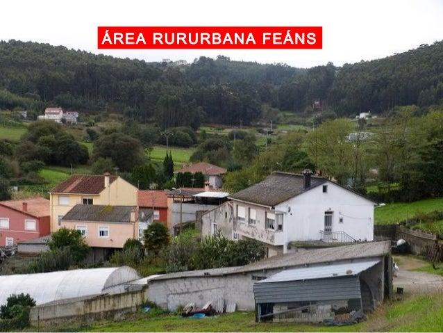 A área metropolitana de A Coruña A comarca e Betanzos