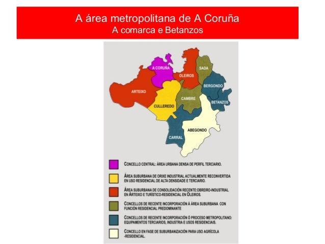 Evolución urbanística da Coruña