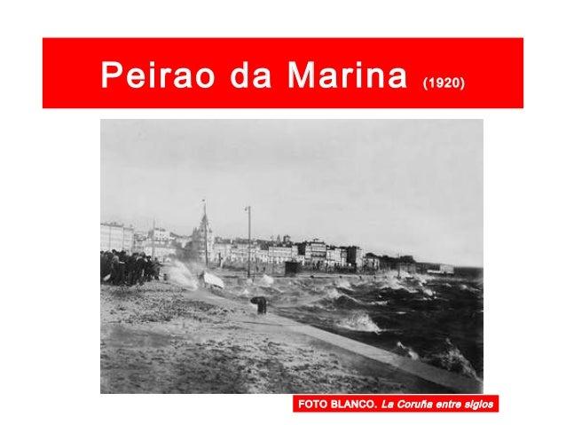 Teatro Circo (fotografía de 1907) Onde está o actual edificio da Autoridade Portuaria ARQUIVO DO REINO DE GALICIA