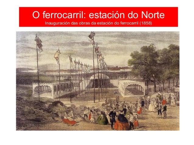 Estación do Norte (terreos da actual estación de autobuses) (1964) FOTO BLANCO. La Coruña entre siglos