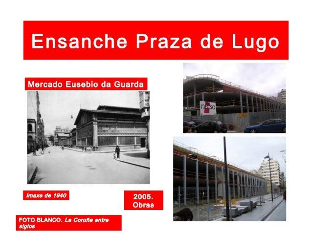 Ensanche Praza de Lugo
