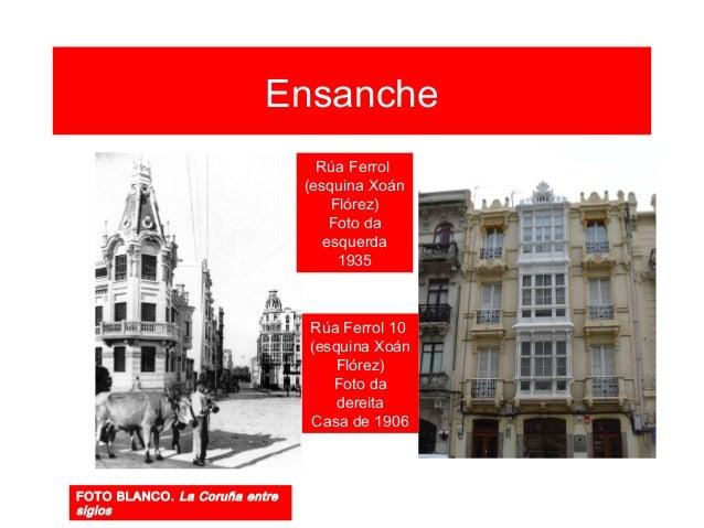 Ensanche (Praza de Vigo) Imaxes de 1970FOTO BLANCO. La Coruña entre siglos