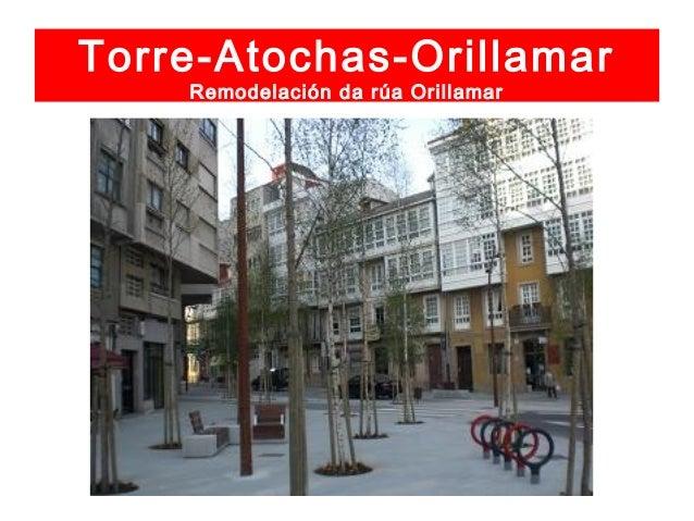 Barrio de Atochas-A Torre Parque de Artillería