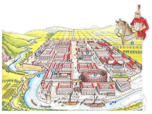 Urbanização da Roma Antiga Slide 3
