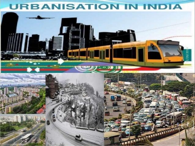 images of urbanization in india